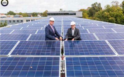 Die Älteste im Betrieb befindliche Photovoltaik-Anlage Deutschlands